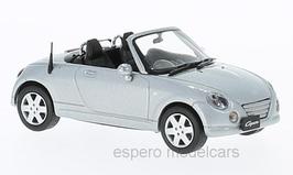 Daihatsu Copen I 2002-2010 RHD silber met.