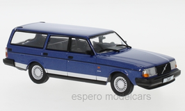Volvo 240 Kombi 1988 dunkelblau met.