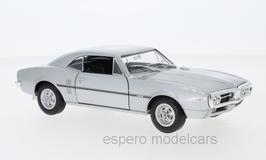 Pontiac Firebird I 1967-1968 silber met.