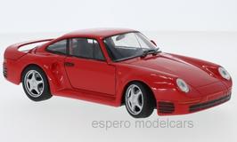 Porsche 959 1986-1988 rot