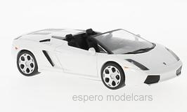 Lamborghini Gallardo Spyder 2006-2013 weiss