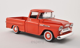 Chevrolet Apache Fleetside Pick Up 1958 rot