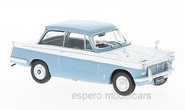 Triumph Herald Saloon 1959-1962 RHD hellblau / weiss