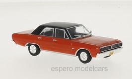 Dodge Charger R/T 1974-1976 rot / matt- schwarz