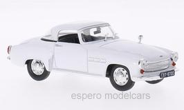 Wartburg 313 Sport Coupé 1957-1960 weiss