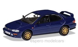 Subaru Impreza WRX STI Ver.II 555 1995 Pure Sports Sedan RHD Sports Blue met.