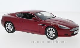 Aston Martin DB9 Coupé Phase I 2004-2008 dunkelrot met.