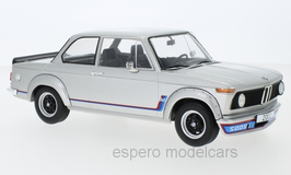 BMW 2002 Turbo 1973-1974 silber met. / Decor