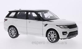 Range Rover Sport II seit 2013 weiss / schwarz