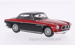 Maserati A6G 2000 Allemano Coupé 1956 rot / schwarz