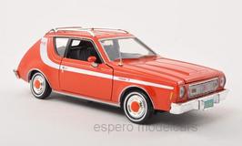 AMC Gremlin 1970-1978 rot / weiss