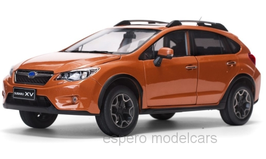 Subaru XV I 2011-2016 Tangerine orange met.