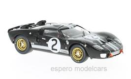 Ford GT 40 MK II #2 Winner 24h LeMans 1966 B. McLaren / C. Amon