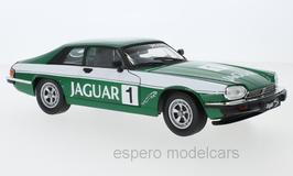 """Jaguar XJS Coupé Series I 1975-1981 #1 """"Racing Edition grün/weiss"""