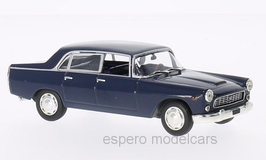 Lancia Flaminia President Car Giovanni Gronchi, olympische Spiele 1960 / dunkelblau