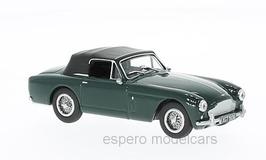 Aston Martin DB2 MKIII DHC Convertible 1957-1959 RHD dunkelgrün