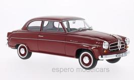 Borgward Isabella Limousine Phase I 1954-1956 dunkelrot