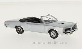 Pontiac GTO Convertible 1966 silber met.