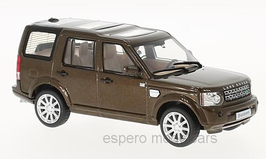 Land Rover Discovery IV Phase 2009-2013 braun met.
