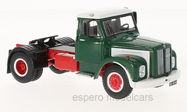 Scania 110 Super LKW Zugmaschine 1968- 1974 grün / weiss / rot