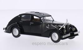 Voisin C25 Aerodyne 1934-1935 RHD schwarz
