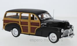 Chevrolet Fleetmaster Woody 1946-1948 dunkelbraun / Holz