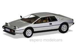 Lotus Esprit Series I 1976-1978 RHD silber met.