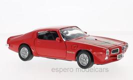 Pontiac Firebird II TransAm Phase I 1970-1974 rot