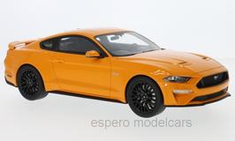 Ford Mustang GT VI Phase II seit 2019 orange met.