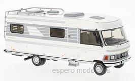 Hymer Type 650 Camper 1977 weiss / grau