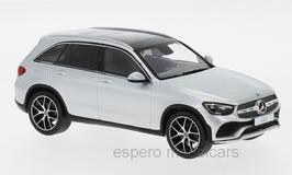 Mercedes-Benz GLC X253 Phase II seit 2019 silber met.