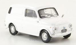 Fiat Autobianchi Furgoncino 500 1962 weiss