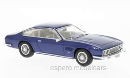 Monteverdi High Speed 375 L 1968 dunkelblau met.