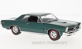 Pontiac GTO Coupé 1965 dunkelgrün met.