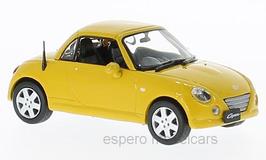 Daihatsu Copen I 2002-2010 RHD gelb
