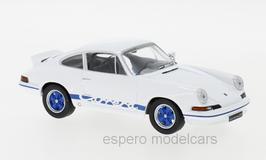 Porsche 911 Carrera RS 2.7 1974-1976 weiss / blau