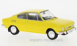 Skoda 110 R Coupé 1970-1976 gelb