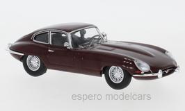 Jaguar E-Type Coupé Series I 1961-1968 dunkelrot