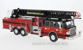 Smeal 105 Aerial Ladder US-Feuerwehr Drehleiter 2014 Huntersville rot / schwarz