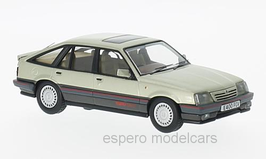 Vauxhall Cavalier MK2 SRi / Opel Ascona C GT Phase II 1986-1988 RHD hellgrün met.