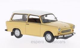 Trabant 601 Universal 1965-1990 beige / weiss