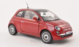 Fiat 500 (2007) Phase I 2007-2016 rot