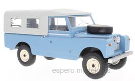 Land Rover Series II 109 Pick Up / Plane 1958-1971 hellblau / hellgrau
