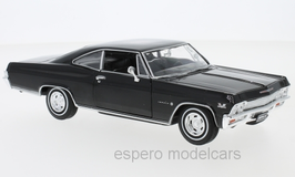 Chevrolet Impala Coupé SS 396 1965 schwarz