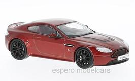 Aston Martin V12 Vantage S seit 2013 RHD dunkelrot met.
