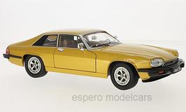 Jaguar XJS Coupé Phase I 1975-1981 gold met.