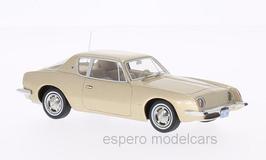 Studebaker Avanti 1962-1963 biege met.