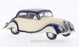 Panhard & Levassor Dynamic 1936-1938 dunkelblau / beige