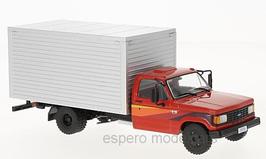 Chevrolet D-40 LKW / Truck 1985-1997 rot / silber