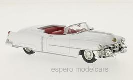 "Cadillac Eldorado Convertible Parade 1953 weiss ""Dwight Eisenhower"""